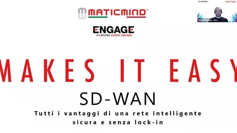 Miniatura per la voce SD-WAN – Tutti i vantaggi di una rete intelligente sicura e senza lock-in