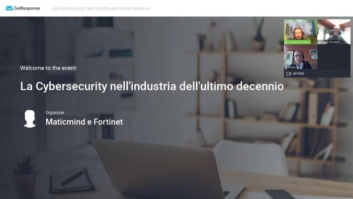 La Cybersecurity nell'industria dell'ultimo decennio