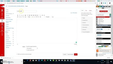 Thumbnail for entry CIDI Tools Modules Progress Navigation