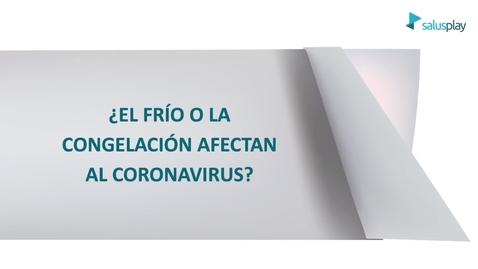 Miniatura para la entrada ¿El frío o el calor afectan al Coronavirus?