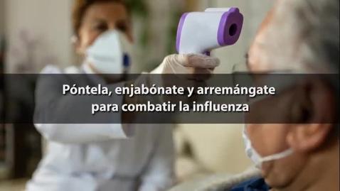 Miniatura para la entrada ¡Es más importante que nunca ponerse la vacuna para proteger contra la influenza!