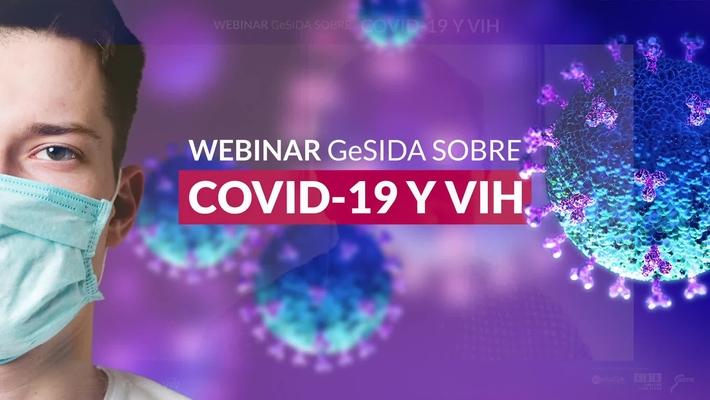 ¿Qué preguntas se plantean las personas VIH+ sobre COVID-19 y VIH