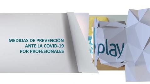 Miniatura para la entrada Medidas de prevención del Coronavirus para profesionales sanitarios
