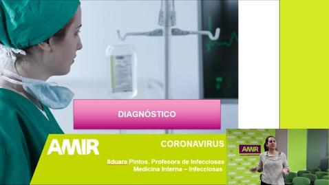 Miniatura para la entrada Especial coronavirus (COVID-19) - Diagnóstico