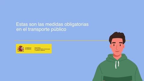 Miniatura para la entrada Recomendaciones para el uso del transporte público