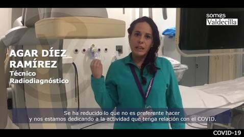 Miniatura para la entrada Agar Díez (Técnico de Radiodiagnóstico Valdecilla)