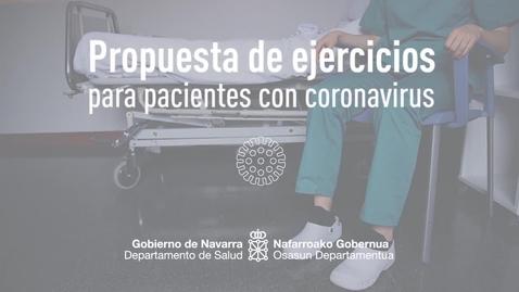 Miniatura para la entrada Ejercicios de rehabilitación para pacientes sentados