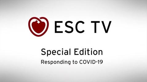 Miniatura para la entrada COVID-19 - el paciente con accidente cerebrovascular.