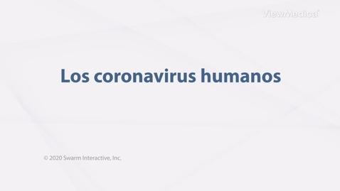 Miniatura para la entrada Coronavirus Humanos