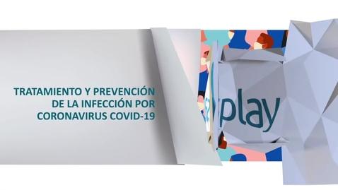 Miniatura para la entrada Prevención  de la infección por Coronavirus