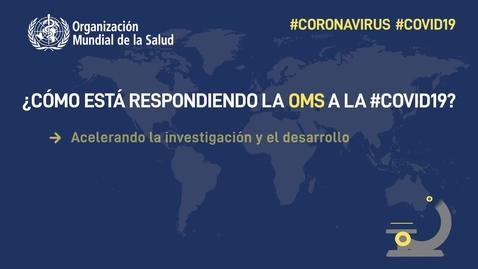 Miniatura para la entrada ¿Cómo está respondiendo la OMS a la COVID-19