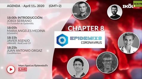 Miniatura para la entrada Epidemixs   Episodio 8
