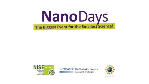 Thumbnail for entry NanoDay 2013