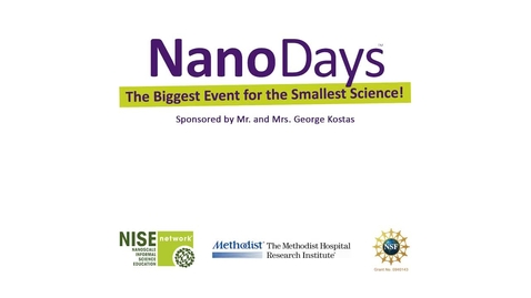 Thumbnail for entry NanoDay 2012