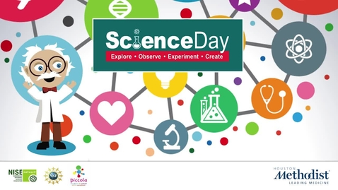 Thumbnail for entry Science Day 2016