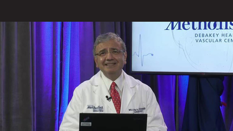 Thumbnail for entry Multi-Modality Imaging with William A. Zoghbi, MD  4.21.20