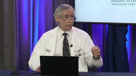 Thumbnail for entry Grand Rounds with John Mahmarian 4.30.20