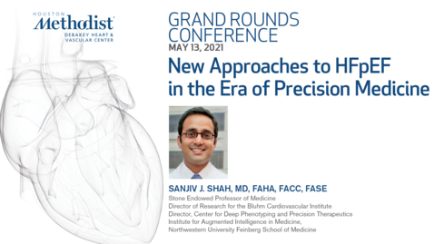 Thumbnail for entry DeBakey Grand Rounds 05.13.21
