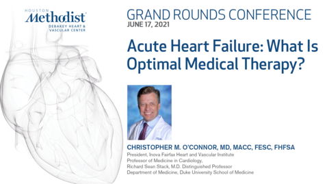 Thumbnail for entry DeBakey Grand Rounds 06.17.21