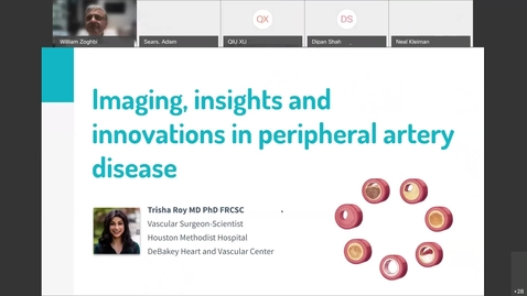 Thumbnail for entry Imaging, insights and innovations in peripheral artery disease 1.20.21