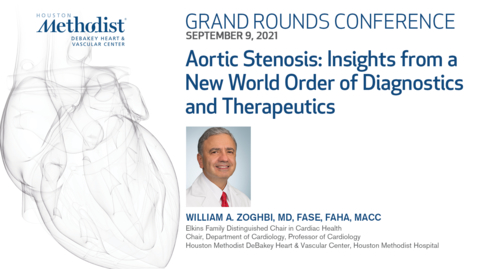 Thumbnail for entry DeBakey Grand Rounds 09.09.21