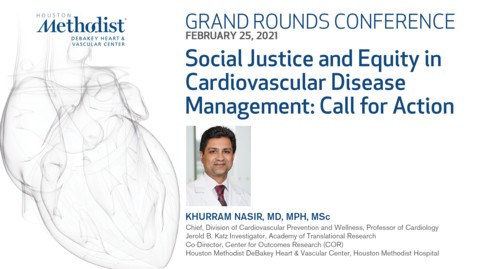 Thumbnail for entry DeBakey Grand Rounds 02.25.21