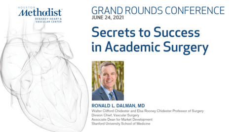 Thumbnail for entry DeBakey Grand Rounds 06.24.21