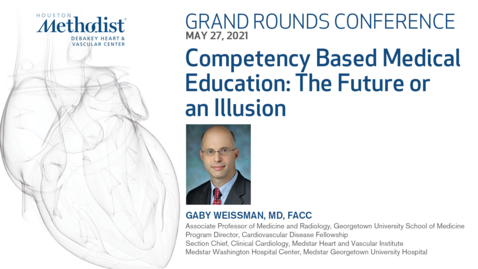 Thumbnail for entry DeBakey Grand Rounds 05.27.21