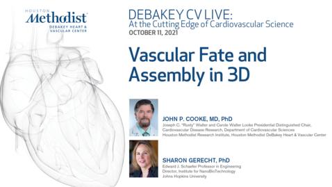 Thumbnail for entry DeBakey CV Live 10.11.21