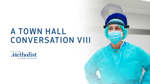 Thumbnail for entry A Town Hall Conversation VIII 11.19.20