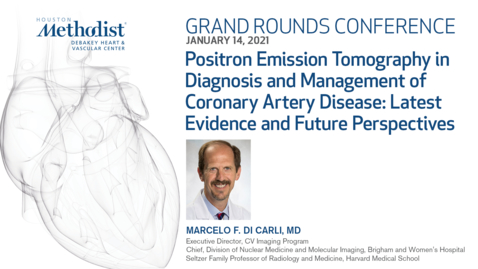 Thumbnail for entry DeBakey Grand Rounds 01.14.21