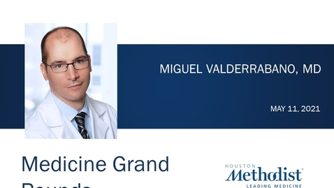 Thumbnail for entry Atrial Fibrillation with Dr. Miguel Valderrabano - 5.11.21