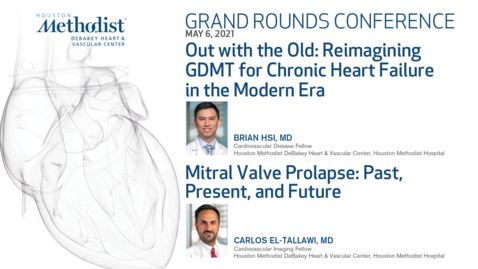 Thumbnail for entry DeBakey Grand Rounds 05.06.21