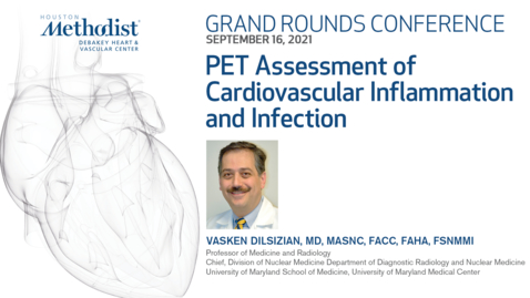 Thumbnail for entry DeBakey Grand Rounds 09.16.21