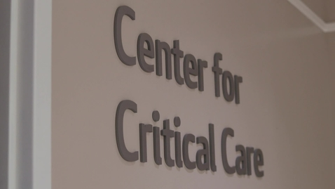 Thumbnail for entry Center for Critical Care- Who We Are