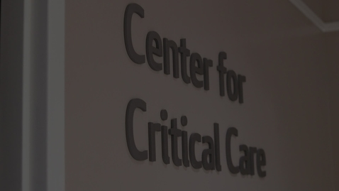 Thumbnail for entry Center for Critical Care - Who We Are
