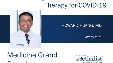Thumbnail for entry Neutralizing Monoclonal Antibody Therapy for COVID-19