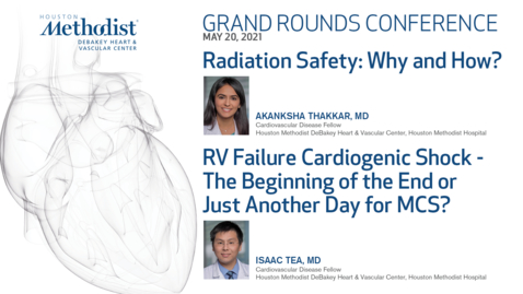 Thumbnail for entry DeBakey Grand Rounds 05.20.21