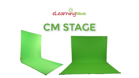 Thumbnail for entry How to Assemble L shape Green Screen