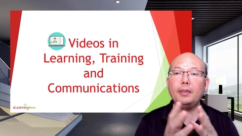 Thumbnail for entry Presentation - Video in Learning, Training and Communication