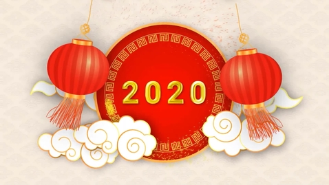 The 1, 2, 3 of Our Chinese New Year 2020