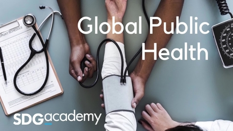 Thumbnail for entry Global Public Health - Trailer