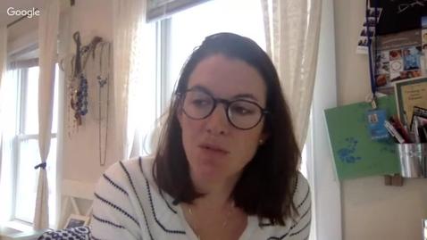 Thumbnail for entry Q&A | Jessica Espey | 2018 Nov. 26