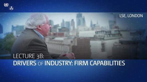 Thumbnail for entry Drivers of industry: firm capabilities