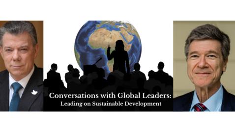 Thumbnail for entry Overcoming Divisions in Society | Juan Manuel Santos