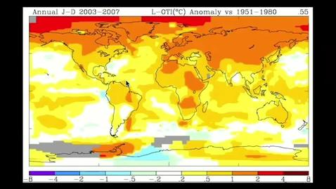 Thumbnail for entry Modern Surface Temperature Trends