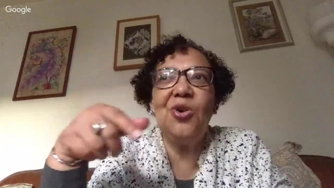 Thumbnail for entry Q&A | Dorothy Gordon | 2018 Oct. 12