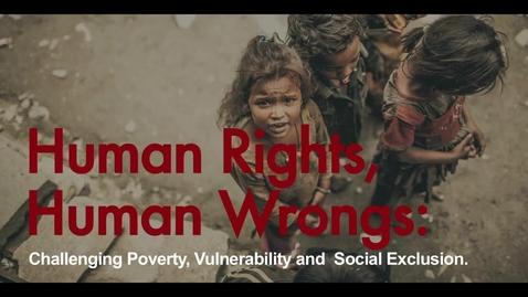 Thumbnail for entry Human Rights, Human Wrongs – Trailer