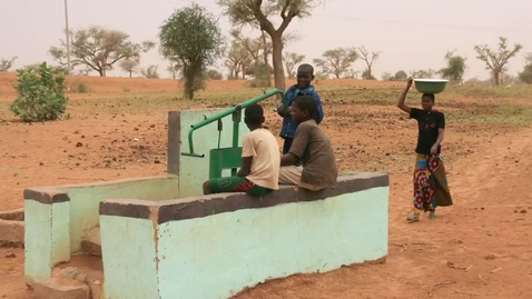 Thumbnail for entry Case study: Conjunctive Management of the Niger River and Iullemeden–Taoudeni/Tanezrouft Aquifer System