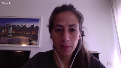 Thumbnail for entry Live Q& A Archive | NR MOOC | 3 March 2016 | Perrine Toledano
